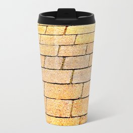 Yellow brick road Travel Mug