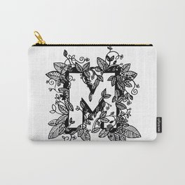 Leafy M Carry-All Pouch