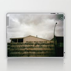 The Music Store Laptop & iPad Skin