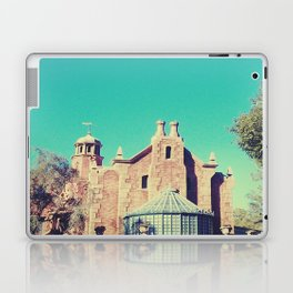 Mansion Architecture Closeup 1 Laptop & iPad Skin