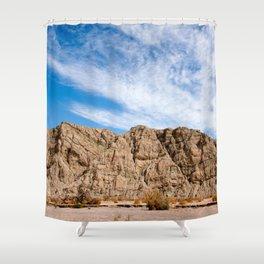 Desert Gold Shower Curtain