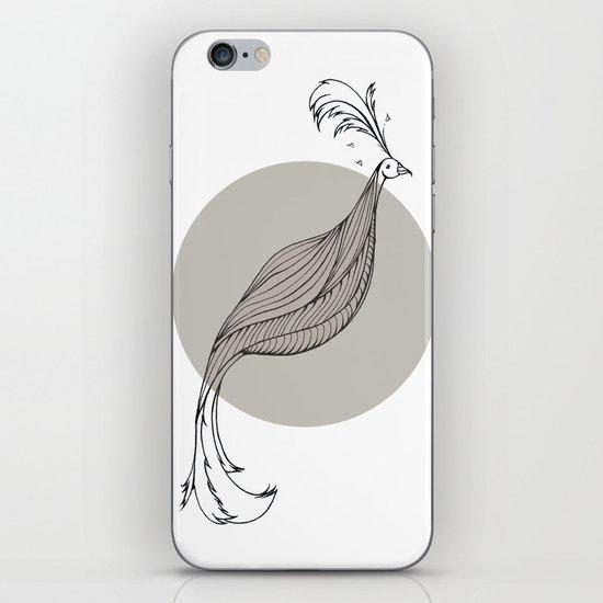 Unadorned iPhone & iPod Skin