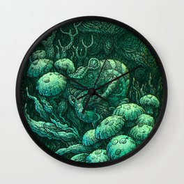 Miedo Wall Clock