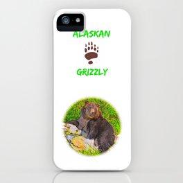 GRIZ  Pattern iPhone Case