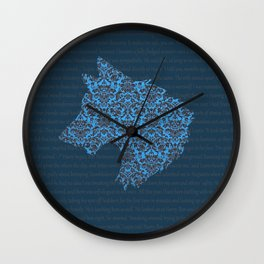 Marauders-Moony Wall Clock