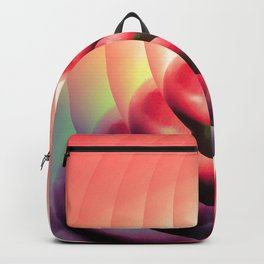 Cherry Cone Abstract Backpack