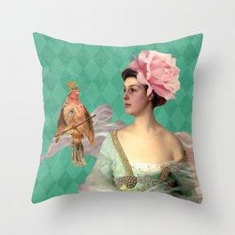 The Royals Throw Pillow