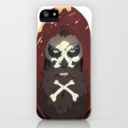Skullbeard iPhone Case