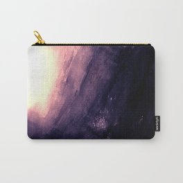 Monolithic - textured rock Carry-All Pouch