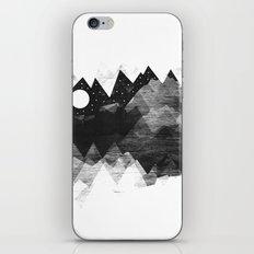 Torn Mounts iPhone & iPod Skin