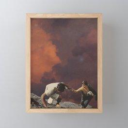 ascend Framed Mini Art Print