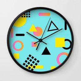 Shape3 Wall Clock