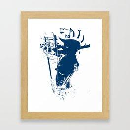 40 hrs Framed Art Print
