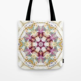 Mandalas from the Heart of Change 7 Tote Bag