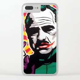 The JokeFather Clear iPhone Case
