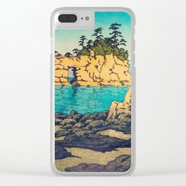 Before the Waters in Eni Clear iPhone Case