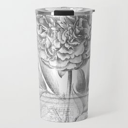 Courtois Floral Travel Mug