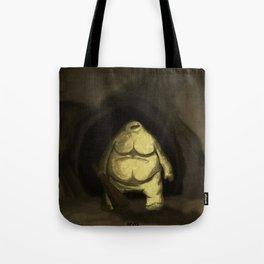 Cave Troll Tote Bag