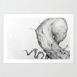 root series: 04 Art Print