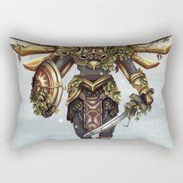 Hero's Shade Rectangular Pillow