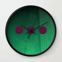 become Wall Clock