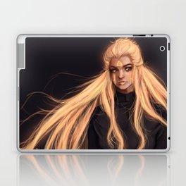 Aztec Goddess Laptop & iPad Skin