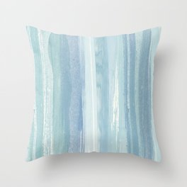 Beaching Throw Pillow