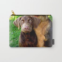 Ain't Nothing But A Hound Dog Carry-All Pouch