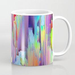 Pixel Sorting 43 Coffee Mug