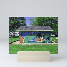 Saugatuck I Mini Art Print