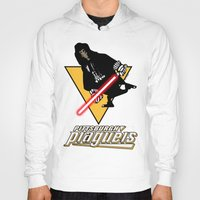 pittsburgh Hoodies featuring Pittsburgh Plagueis by Ant Atomic