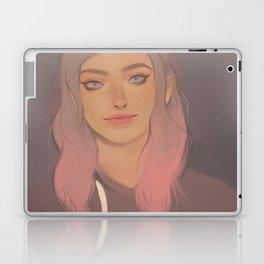 Pink Marshmellow Laptop & iPad Skin