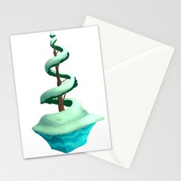 Spiral Pines Stationery Cards