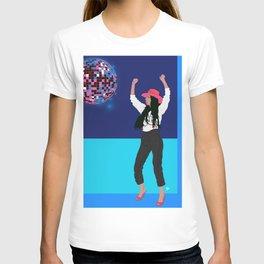 disco dance diva T-shirt
