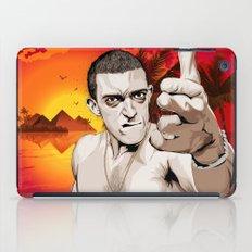 La Haine iPad Case
