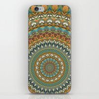 the 100 iPhone & iPod Skins featuring Mandala 100 by Patterns of Life