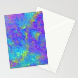 Psychedelic Mushrooms Effects Stationery Cards