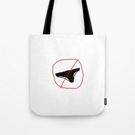 No underpants Tote Bag