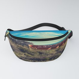 Abandoned Boat Fanny Pack