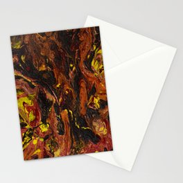 Open Flame Stationery Cards