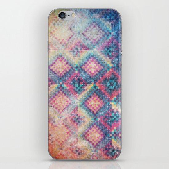 c square iPhone & iPod Skin