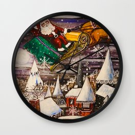 To All a Good Night Wall Clock