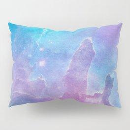 Colorful Deep Space Pillars Of Creation Pillow Sham