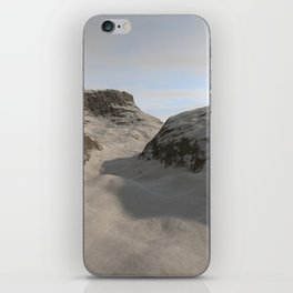 Cold Mountain iPhone Skin