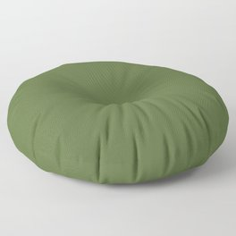 Perfect Day ~ Moss Green Floor Pillow