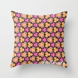 pattern39 Throw Pillow