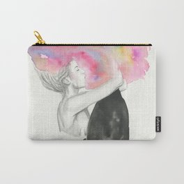 Color Me Wild Carry-All Pouch