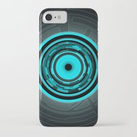 tron iPhone & iPod Cases featuring Tron by Jason Michael