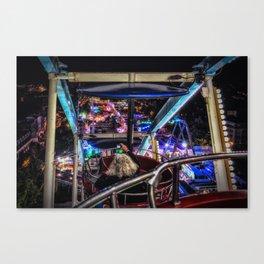 High Altitude Photography Canvas Print