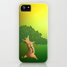 Beetle Bonsai iPhone Case